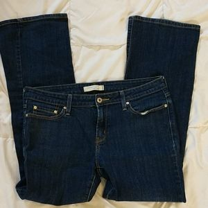 Levi's Low Boot Cut Jeans Size 12 Medium